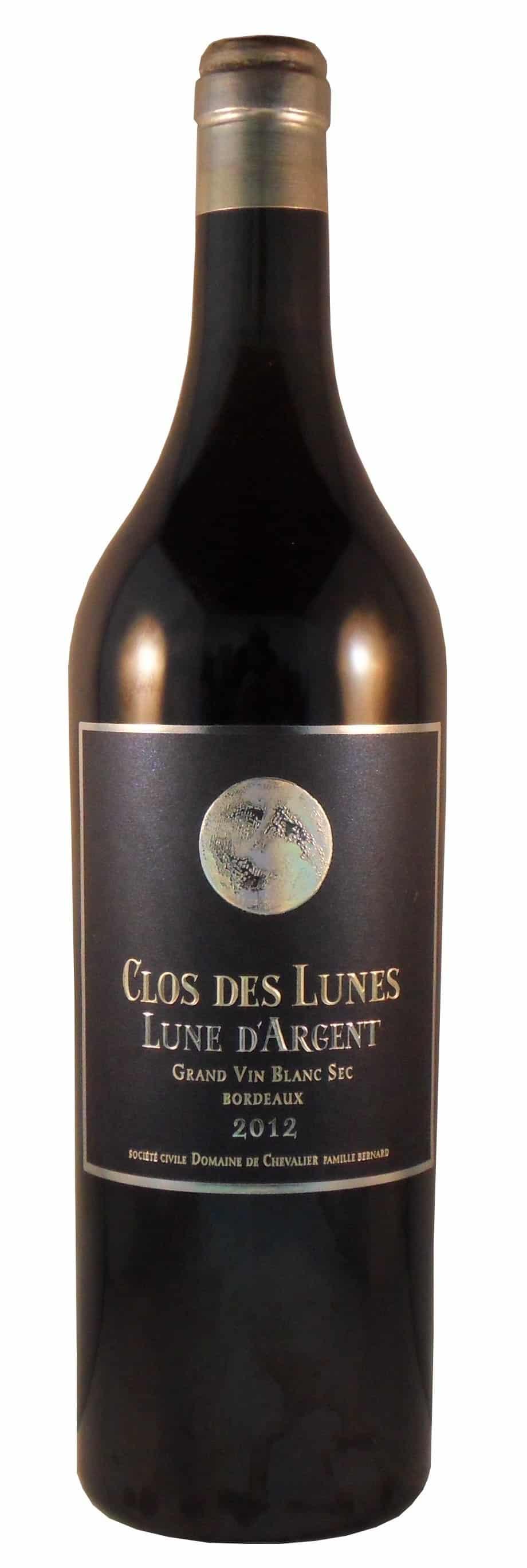 Clos des Lunes Lunes d'argent 2012 offre
