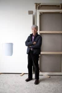 L'artiste Coréen à l'origine de l'étiquette du millésime 2013 Mouton Rothschild