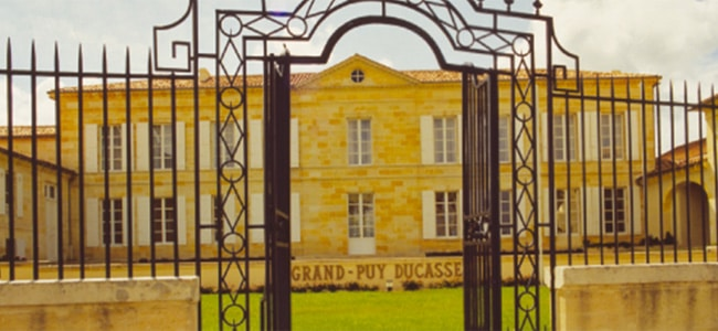 Chäteau Grand-Puy-Ducasse