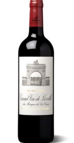 Grand vin de Léoville du Marquis de Las Cases