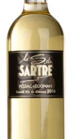 Le S du Sartre (Blanc)